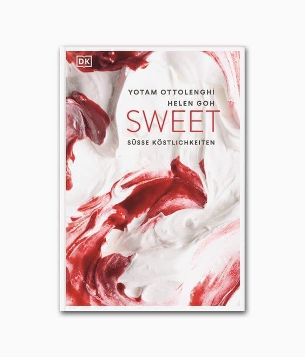 SWEET Süße Köstlichkeiten Kochbuch von Yotam Ottolenghi aus dem Dorling Kindersley Verlag