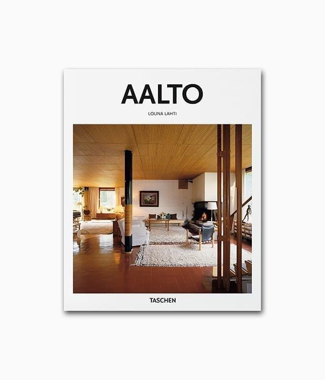 Aalto TASCHEN Verlag Kleine Reihe Buchcover