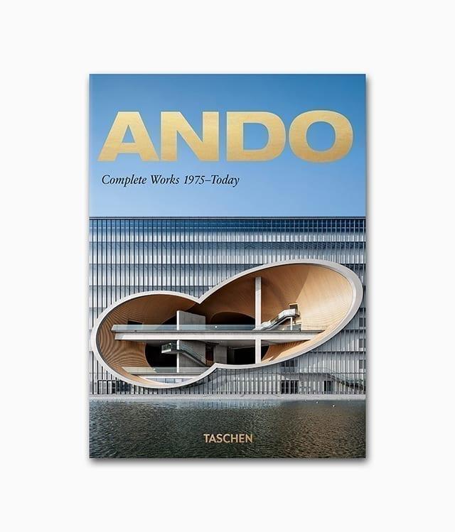 Ando Complete Works TASCHEN Verlag Buchcover