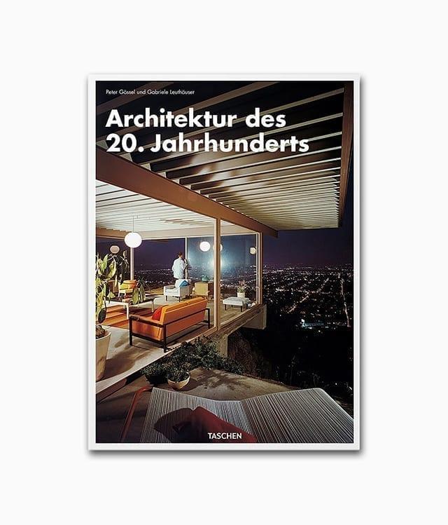 Architektur des 20. Jahrhunderts TASCHEN Verlag Buchcover