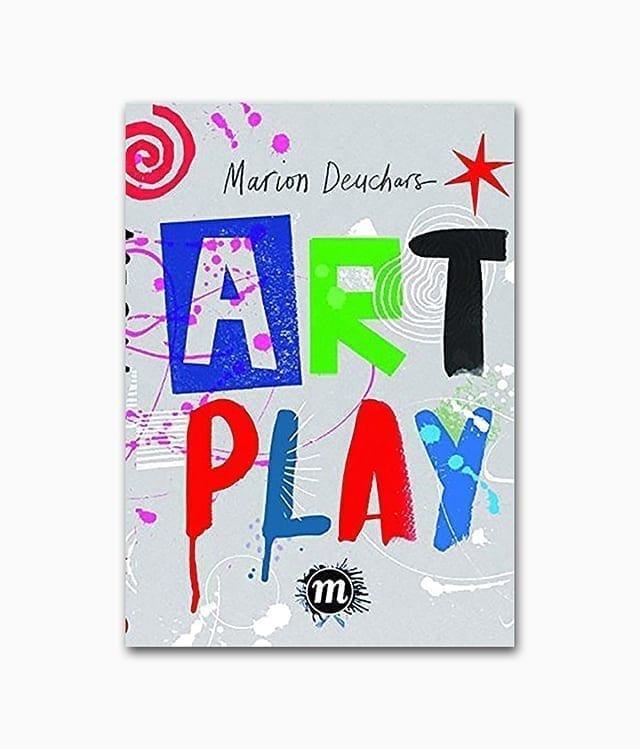 Cover des Kunst Buches ART PLAY Das Spiel mit Kunst vom Midas Verlag