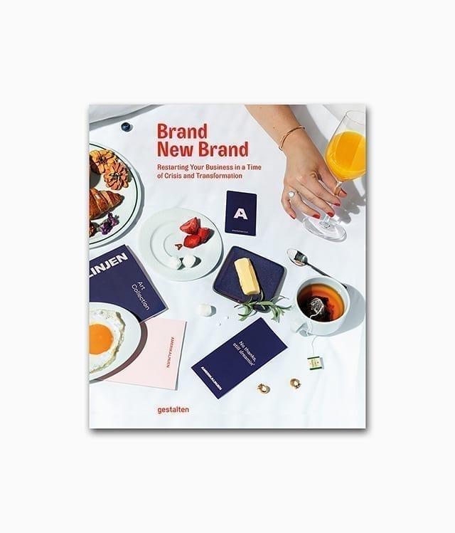 Brand New Brand gestalten Verlag Buchcover