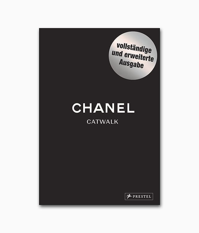 Chanel Catwalk Complete Prestel Verlag Buchcover