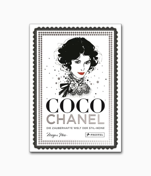 Coco Chanel Stil-Ikone Prestel Verlag Buchcover