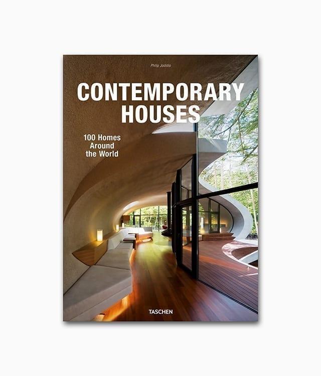 Contemporary Houses TASCHEN Verlag Buchcover