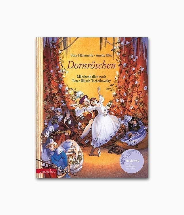 Dornröschen Annette Betz Ueberreuter Verlag Buchcover