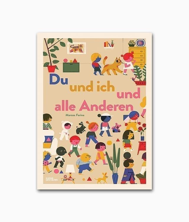 Du und ich und alle anderen kleine gestalten Verlag Buchcover
