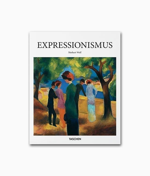 Expressionismus TASCHEN Verlag Kleine Reihe Buchcover
