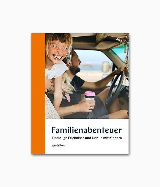 Familienabenteuer gestalten Verlag Buchcover