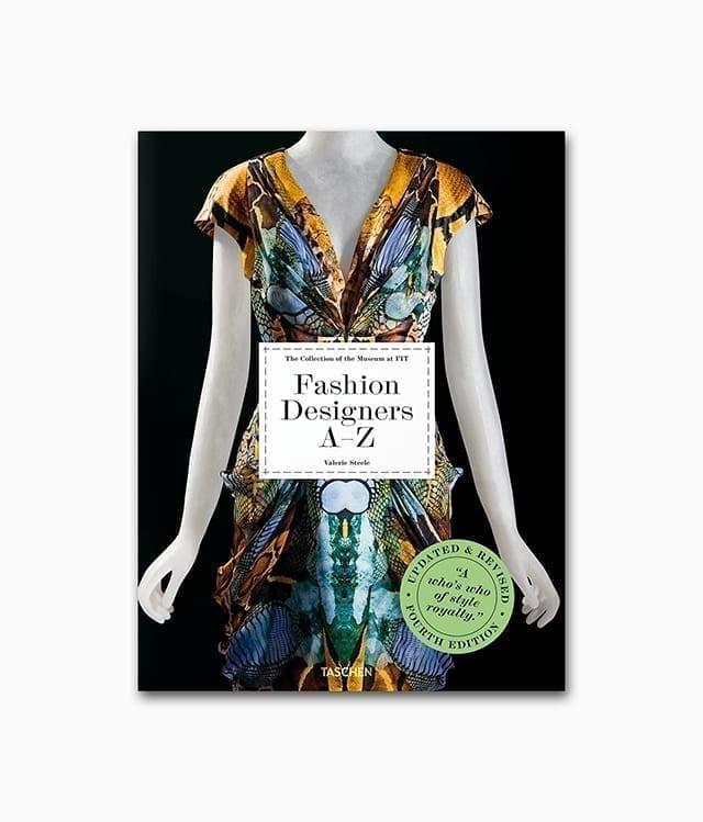 Fashion Designers TASCHEN Verlag Buchcover