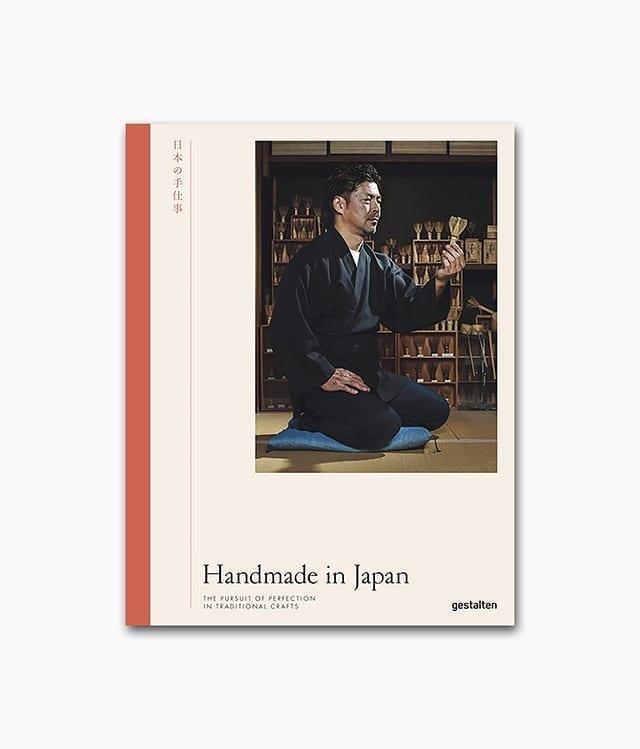 Handmade in Japan gestalten Verlag Buchcover