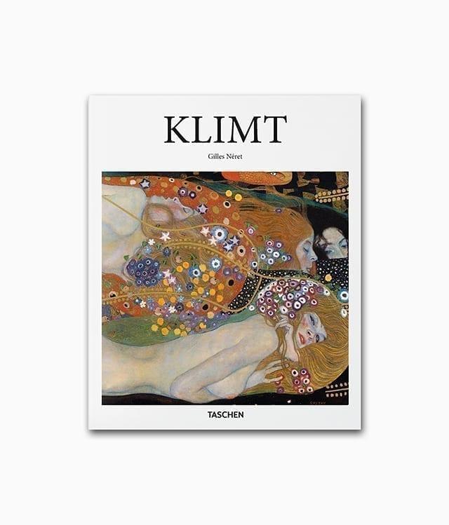 Klimt TASCHEN Verlag Kleine Reihe Buchcover