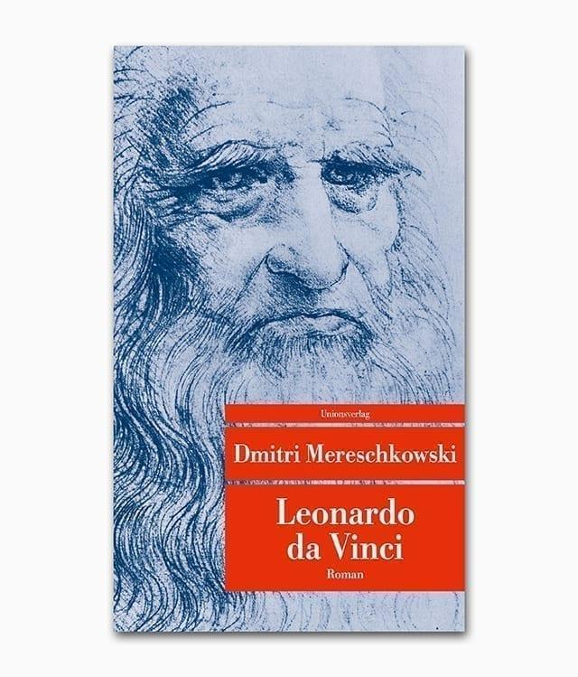 Leonardo da Vinci Roman Unionsverlag Buchcover