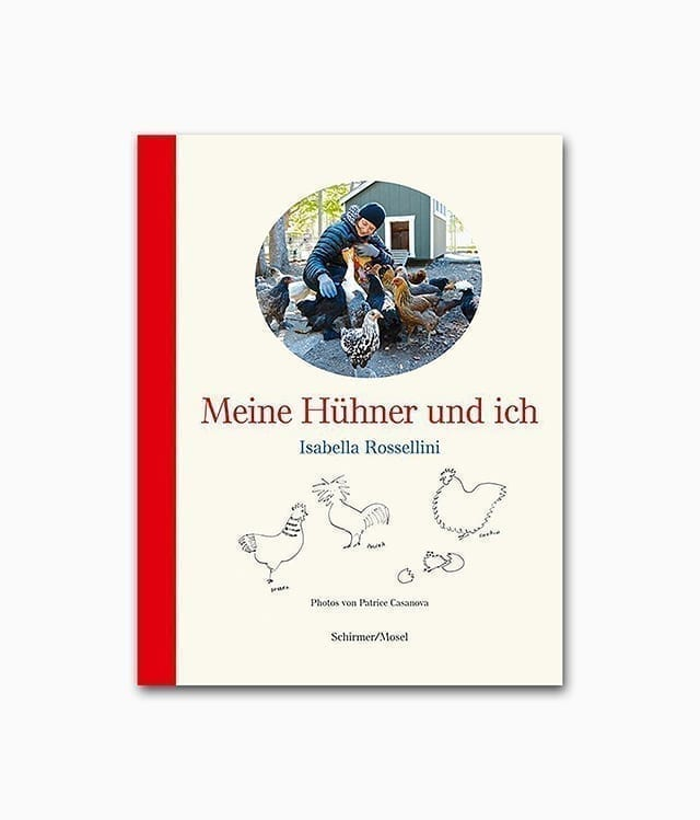 Cover vom Natur Buch über das Tier Huhn vom Schirmer Mosel Verlag