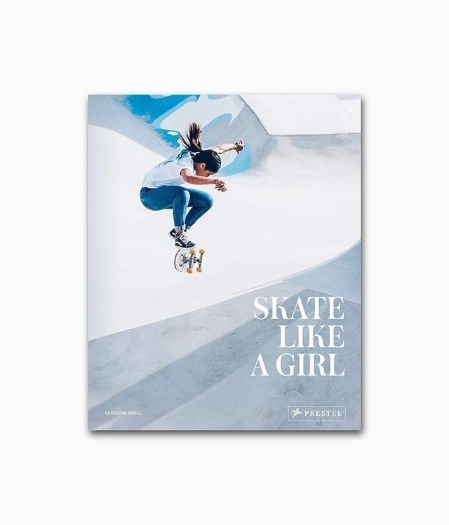 Cover vom Life Style Buch über Skaten vom Prestel Verlag