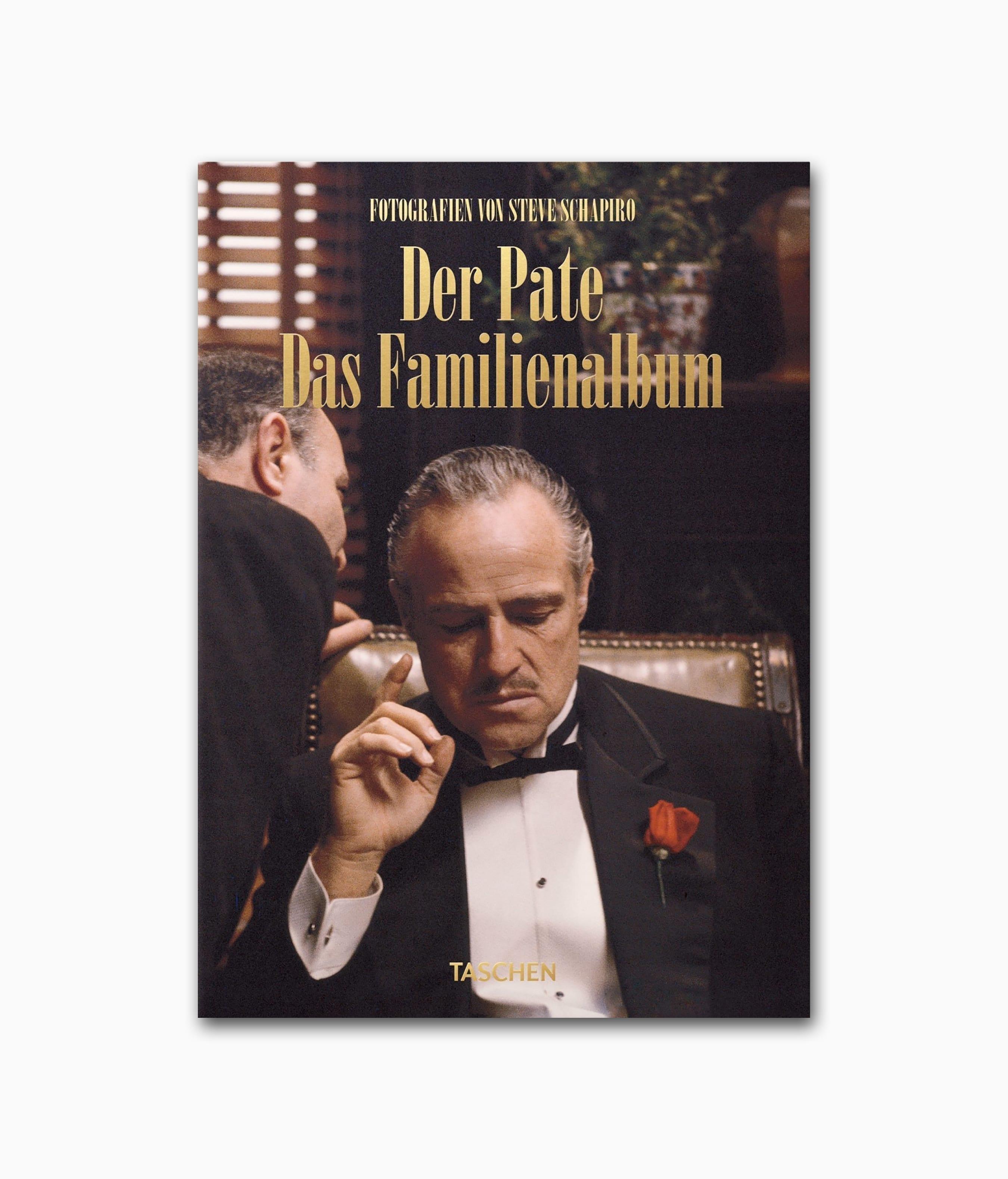 Der Pate Das Familienalbum TASCHEN Verlag Buchcover