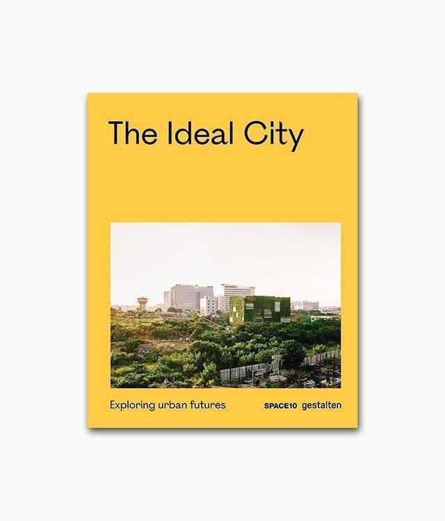 Cover vom Architekturbuch über Städte vom gestalten Verlag