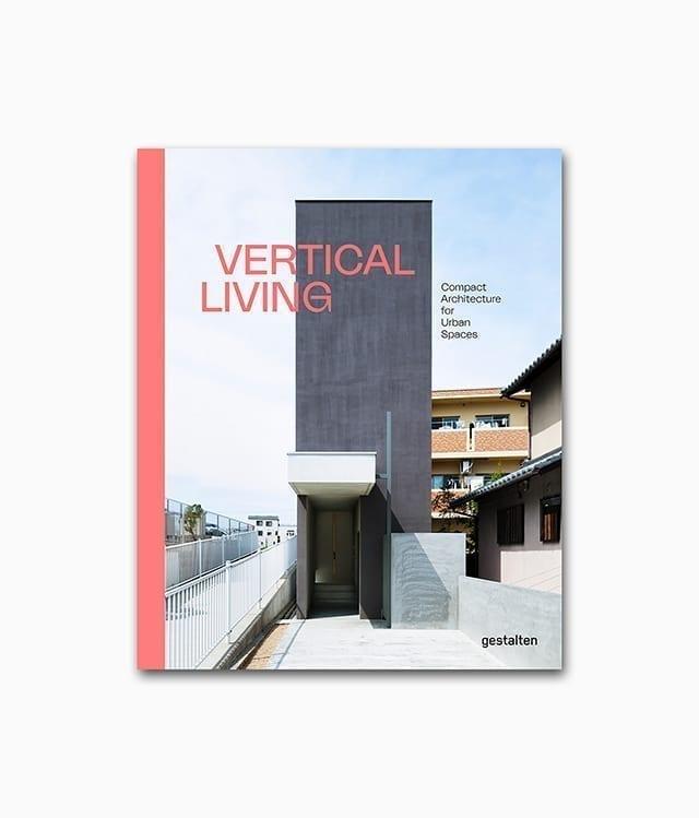 Vertical Living gestalten Verlag Buchcover
