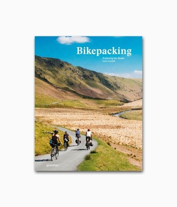 Bikepacking gestalten Verlag Buchcover