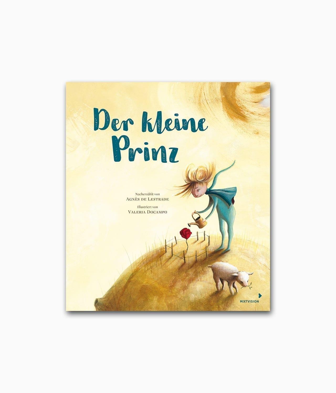 Der kleine Prinz Mixtvision Verlag Buchcover