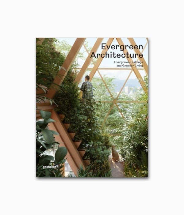 Evergreen Architecture gestalten Verlag Buchcover