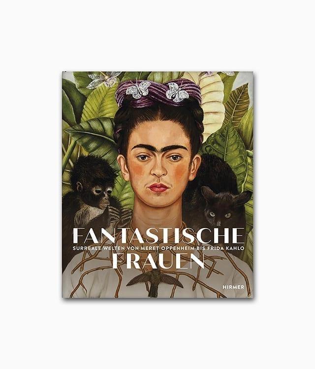 Fantastische Frauen Hirmer Verlag Buchcover
