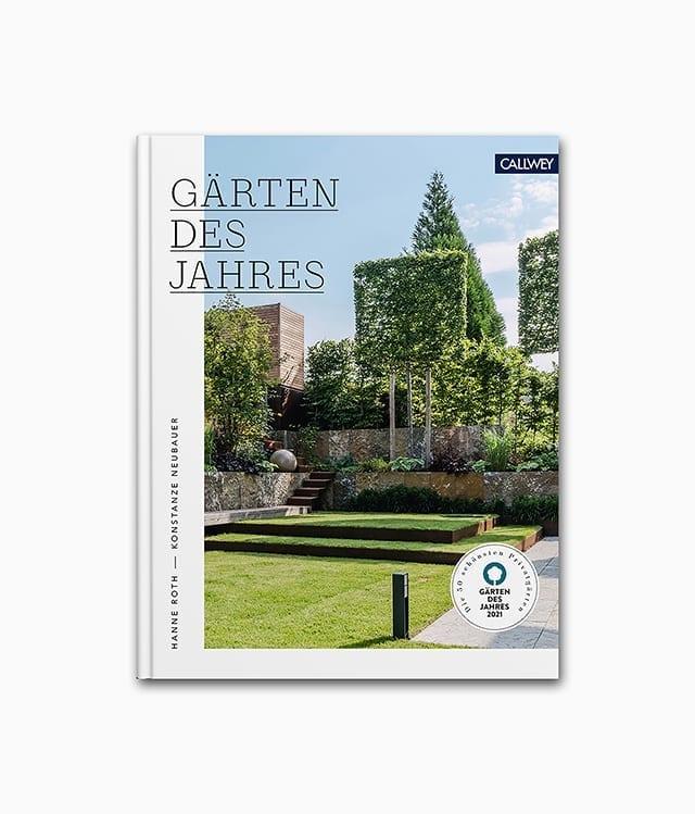 Gärten des Jahres 2021 Callwey Verlag Buchcover
