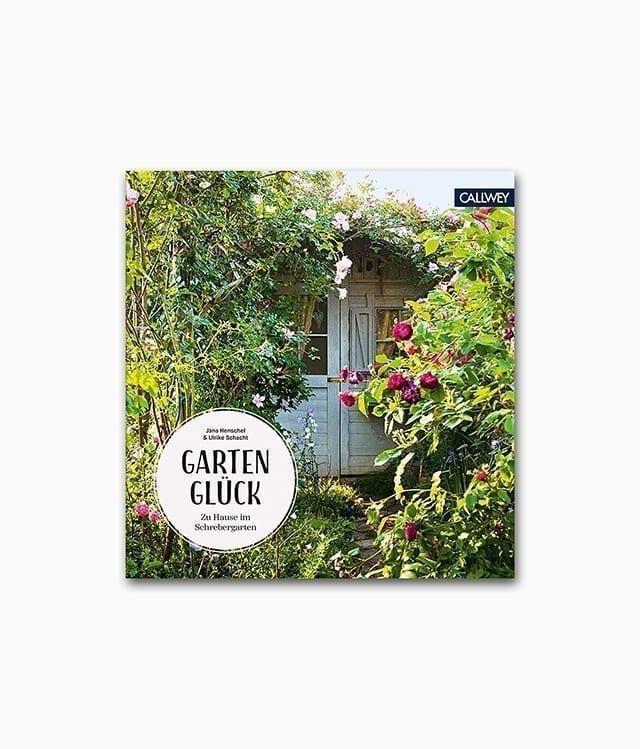 Cover vom Interior Design und Natur Buch über den Garten von Callwey Verlag