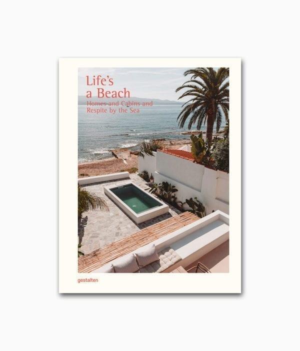 Life's a Beach gestalten Verlag Buchcover liegend