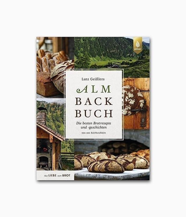 Lutz Geißlers Almbackbuch Verlag Eugen Ulmer Buchcover