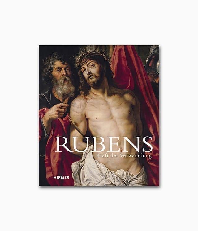 Rubens Kraft der Verwandlung Hirmer Verlag Buchcover