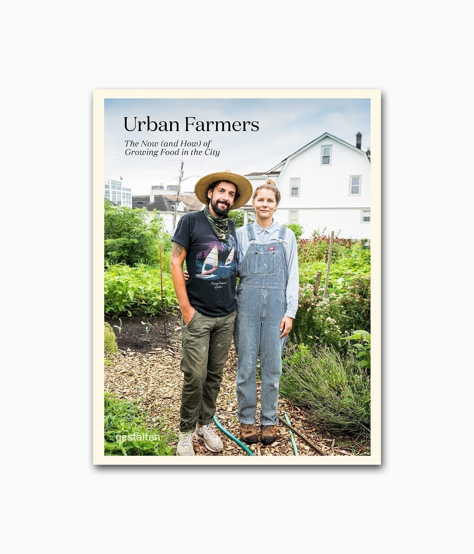 Urban Farmers gestalten Verlag Buchcover