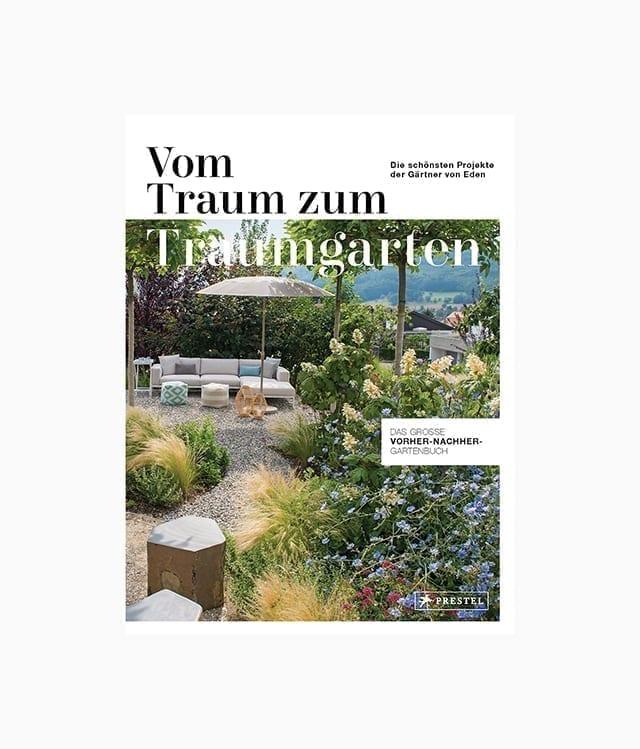 Vom Traum zum Traumgarten Prestel Verlag Buchcover