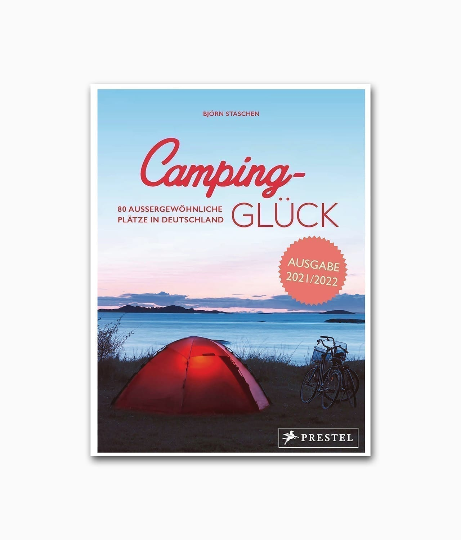 Camping Glück Prestel Verlag Buchcover
