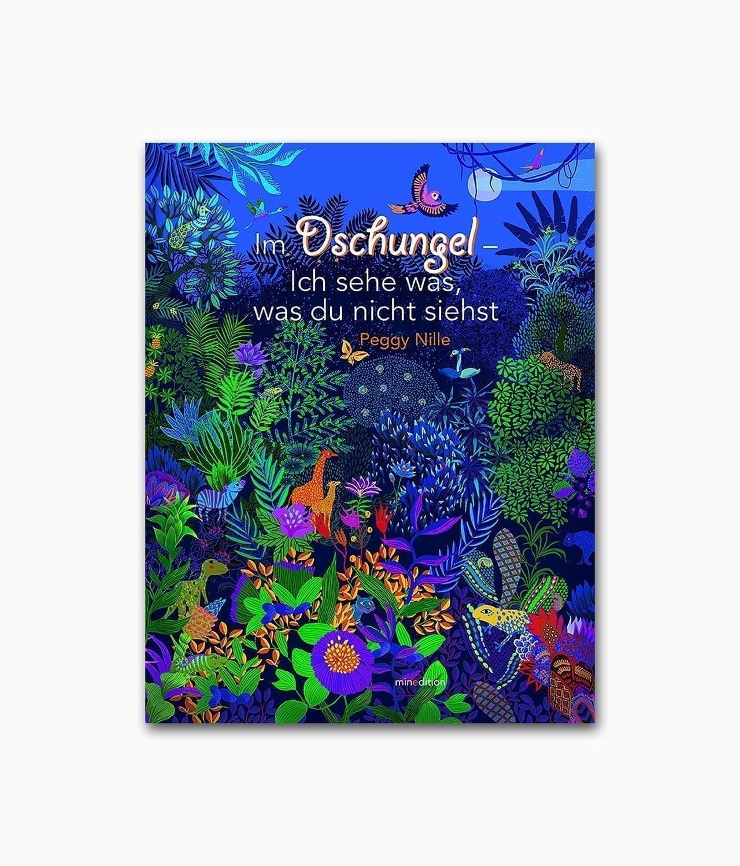 Im Dschungel Minedition Verlag Buchcover