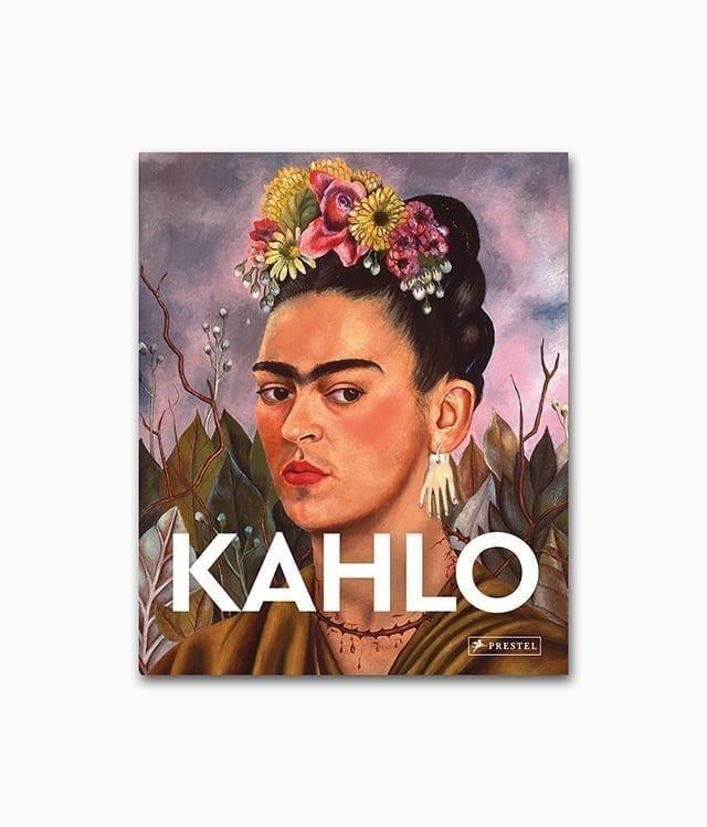 Kahlo Große Meister der Kunst Prestel Verlag Buchcover