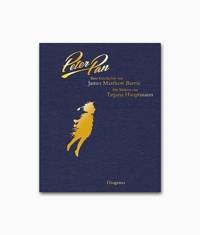 Peter Pan Diogenes Verlag Buchcover