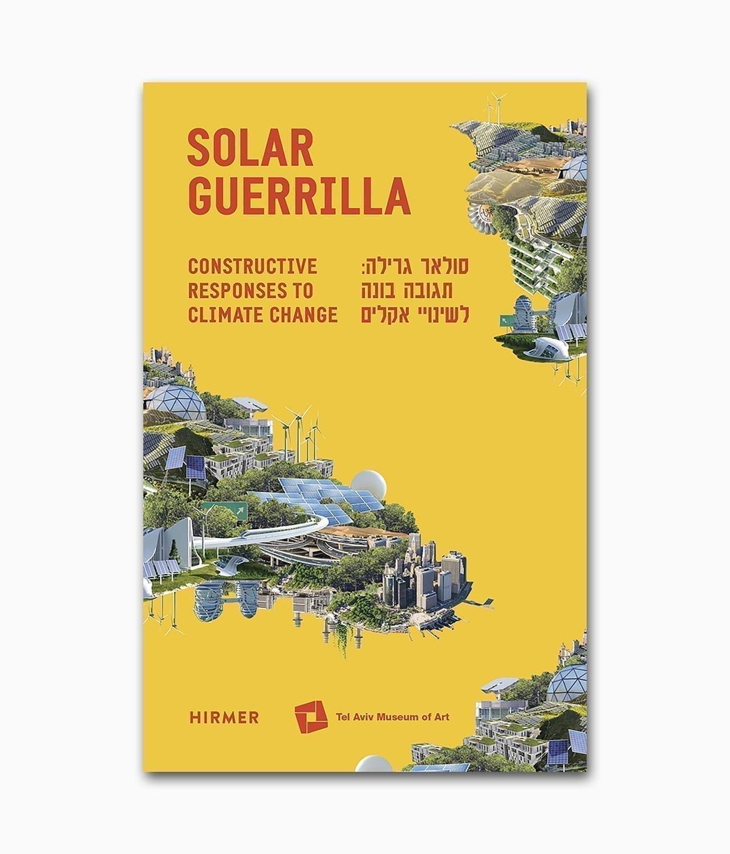 Solar Guerrilla Hirmer Verlag Buchcover