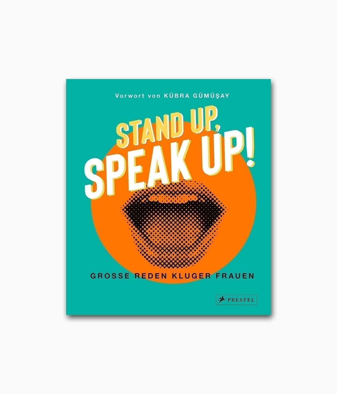 Stand up Speak up Prestel Verlag Buchcover