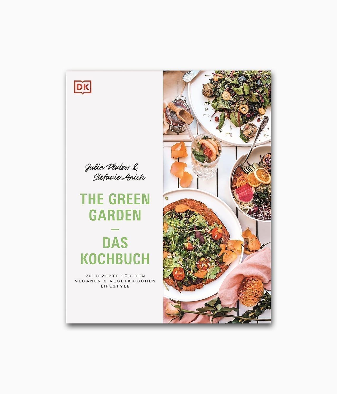 The Green Garden Dorling Kindersley Verlag Buchcover