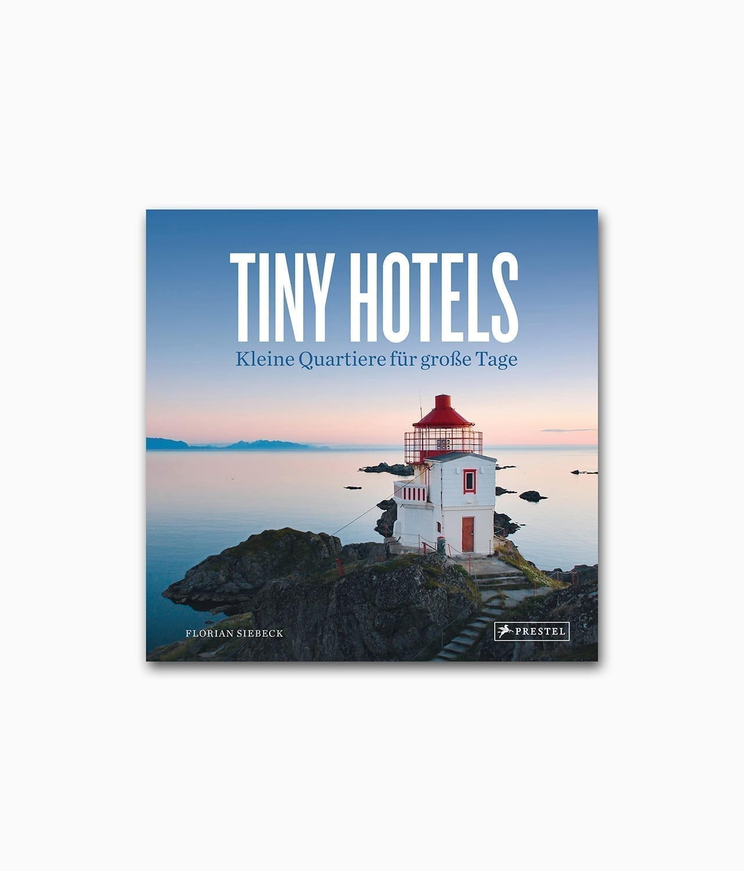 Tiny Hotels Prestel Verlag Buchcover