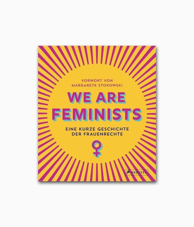 We are Feminists Prestel Verlag Buchcover