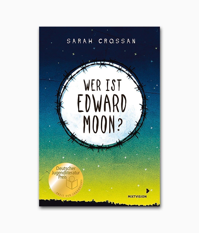 Wer ist Edward Moon Mixtvision Verlag Buchcover