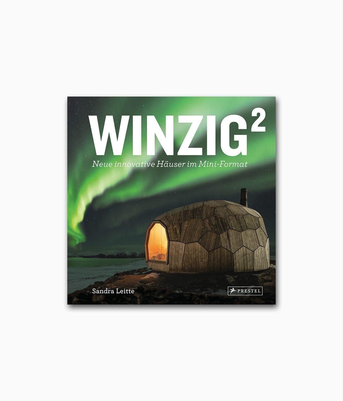 Winzig² innovative Häuser Prestel Verlag Buchcover
