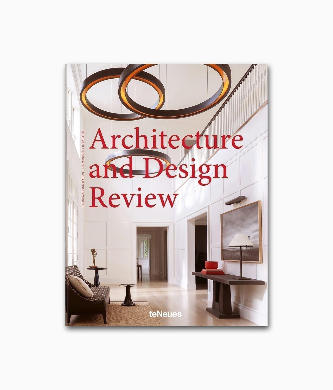 Architecture and Design Review teNeues Verlag Buchcover