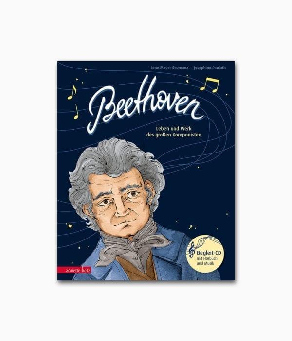 Beethoven Annette Betz Verlag Buchcover