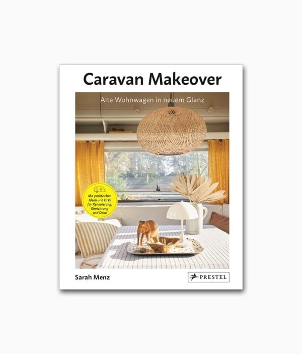 Caravan Makeover Prestel Verlag Buchcover