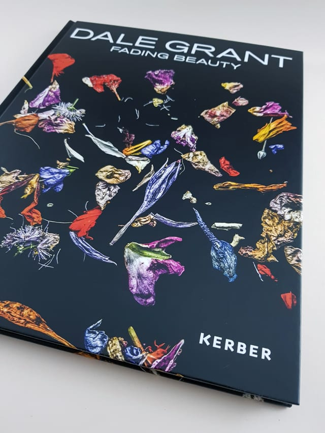 Fading Beauty Kerber Verlag Buchcover