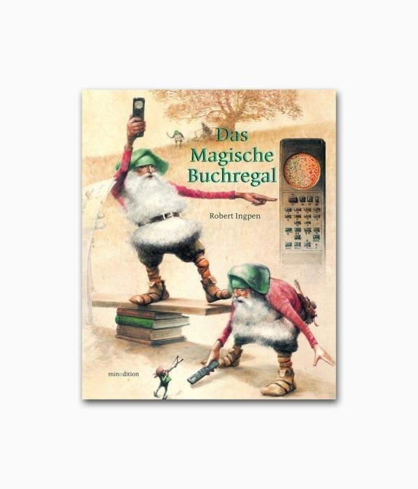 Das magische Buchregal Minedition Verlag Buchcover