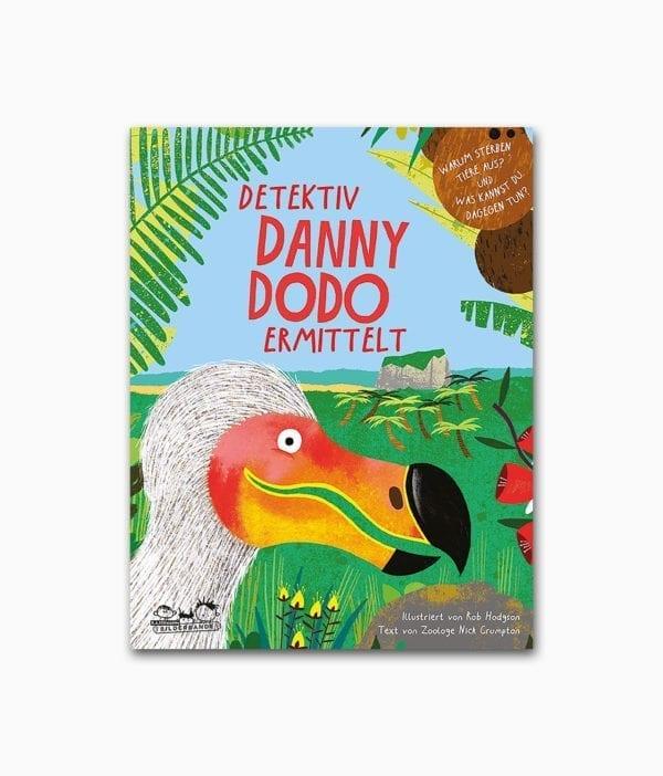 Detektiv Danny Dodo ermittelt E.A. Seemann Verlag Buchcover